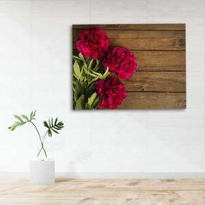 Nyomtatott raklap - Pünkösdi rózsa 8 termékképek